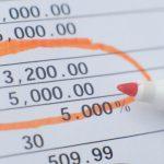 創業計画書|お借入の状況の書き方