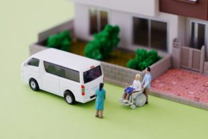 介護タクシーとは?