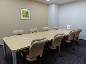 居宅介護支援の立ち上げタスクマン合同法務事務所 会議室D