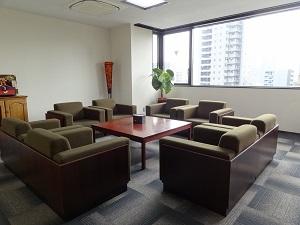 居宅介護支援の立ち上げタスクマン合同法務事務所 会議室A